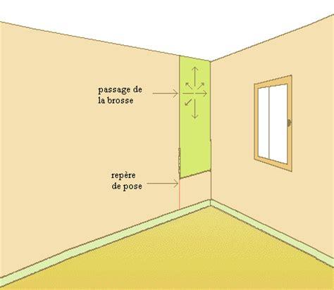 poser du papier peint renovation et decoration