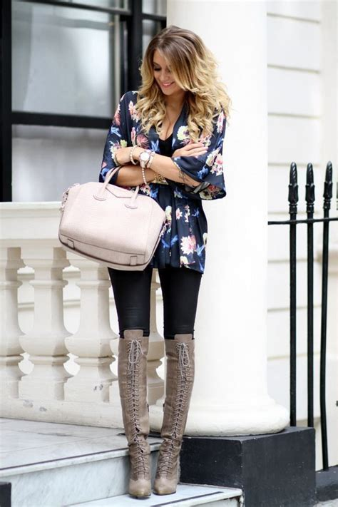 21 Ways to Wear Floral This Fall | Styles Weekly