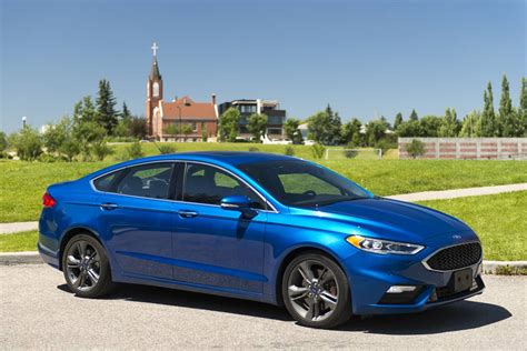 ford fusion sport review   hp unassuming sedan