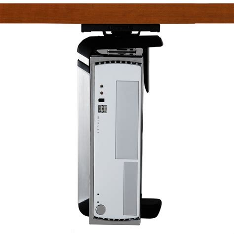 Humanscale Desk Cpu Holder by Humanscale Cpu600 Cpu Holder