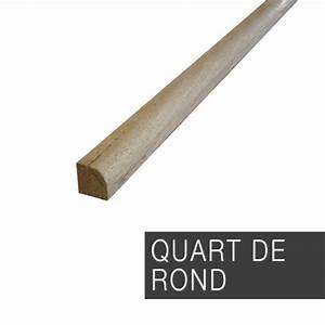 Quart De Rond Alu : plinthe en ch ne massif fran ais quart de rond en 2m ~ Dailycaller-alerts.com Idées de Décoration