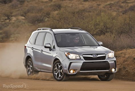 Forester Performance performance test 2015 subaru forester 5199 cars