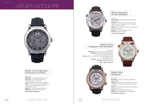 montres modernes collection m m c la cote de montres modernes et de collection