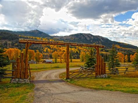 bar ideas for homes welcome to wyoming 39 s best dude ranch spotted