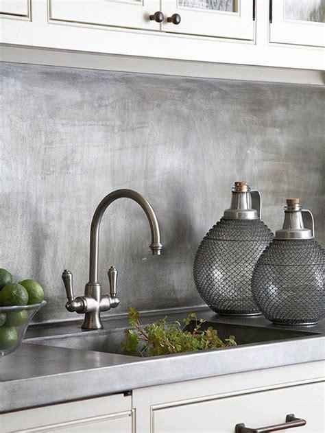 aluminum kitchen backsplash metal backsplash