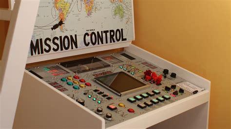 diy mission control desk   giant leap  dad kind