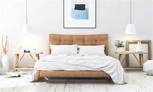 Möbel Skandinavischer Stil : schlafzimmer skandinavisch einrichten 40 tolle ~ Lizthompson.info Haus und Dekorationen