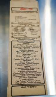 Which Wich Menu Sandwiches
