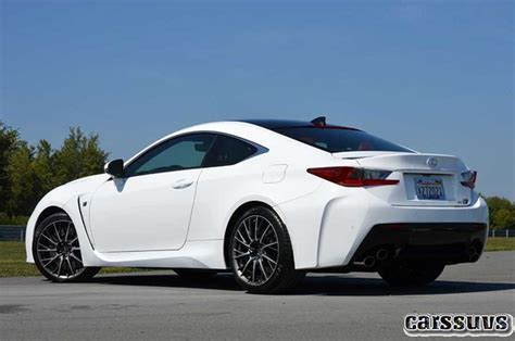 20182019 Lexus Rc F  New Cars  Price, Photo, Description