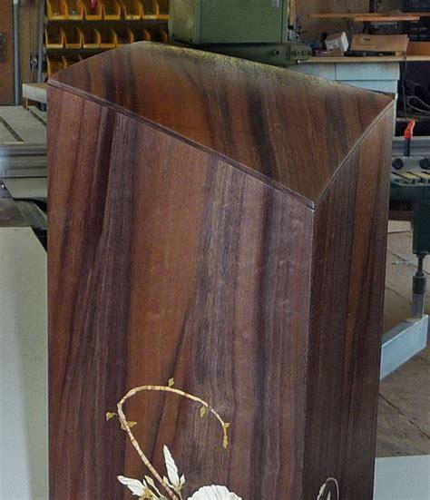 woodworking plans  cremation urns build