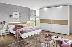 Schlafzimmer Mara/ Rollo von Rauch Dialog in Alpinweiß