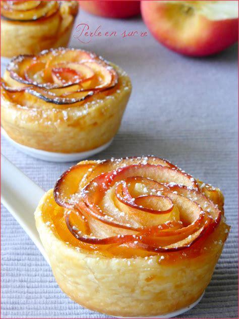 roses feuillet 233 es aux pommes perle en sucre