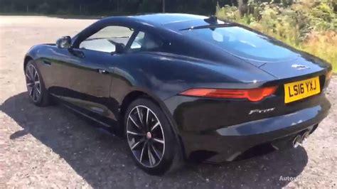 Jaguar F-type V6 S Awd Black 2016