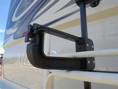 cl n carry chair rack for standard rv ladders