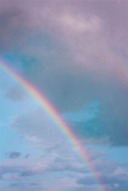 Aesthetic Rainbow Wallpapers Sky Backgrounds Wallpapercave Obstpin