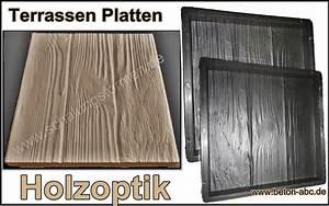 Betonplatten Selber Gießen : schalungsform gie form f r beton terrassen platten ~ Lizthompson.info Haus und Dekorationen