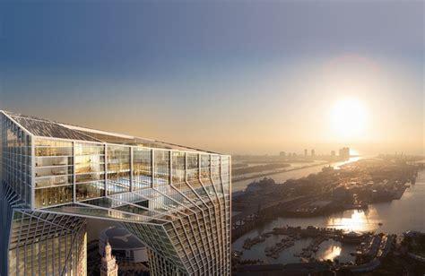 Architecture Design by Miami Cus Center Oppenheim Architecture Design