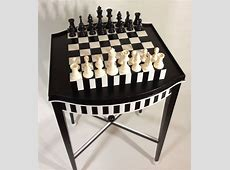 Chess Table Best Morning Companion Home Design Studio