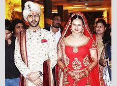 Hindi TV Serial Actor Actress Wedding Photos