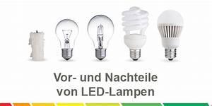 Led Lampen Lebensdauer : led vorteile und nachteile der led lampen ~ Orissabook.com Haus und Dekorationen