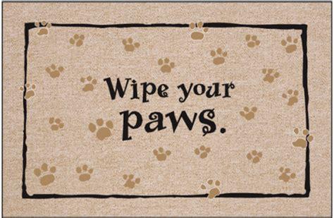 Wipe Your Paws Doormat by Wipe Your Paws Doormat