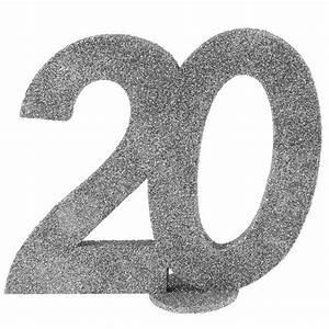 decoration chiffre anniversaire 20 ans argent With liste des couleurs chaudes 8 decoration chiffre anniversaire 50 ans argent