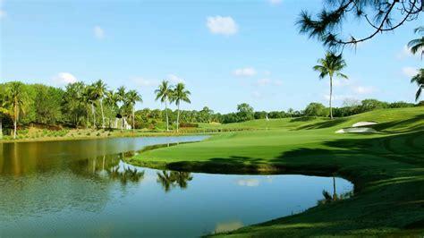 golf trump club palm west international