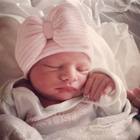 baby girl hat newborn hospital hat baby girl newborn