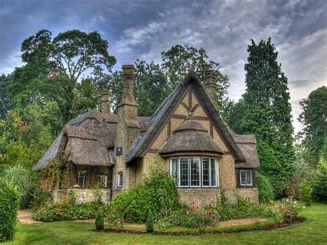 cottage house tale cottage whimsical tale cottage