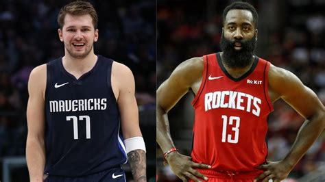 James Harden available, Luka Doncic probable for tonight's ...