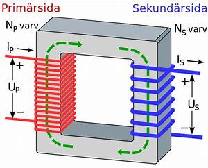 Transformator Rechnung : file transformator prim r sekund wikimedia commons ~ Themetempest.com Abrechnung