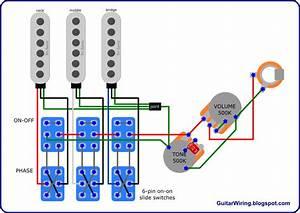 Brian May Guitar Wiring Diagram