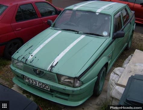 Top Gear Alfa Romeo Challenge by Now You Can Own Clarkson S Battered Green Alfa 75