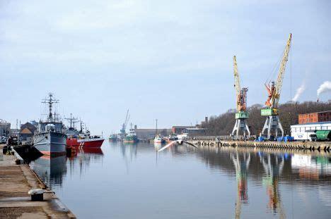 Baltijas valstu ostās kravu apgrozījums pirmajā ceturksnī ...