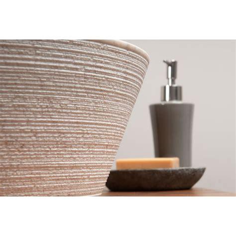 vasque ronde en marbre