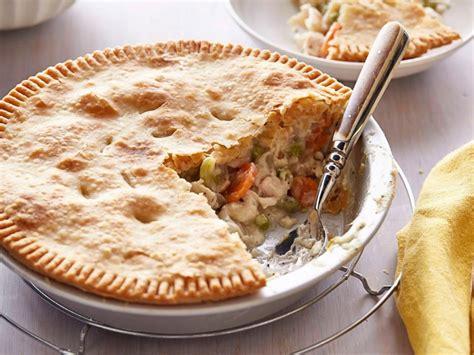 pies recipes homemade pot pie recipes chicken pot pie vegetarian pot pie more cooking channel one