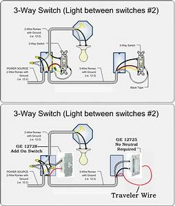 3 Way Z Wave Light Switch Wiring Diagram   40 Wiring Diagram Images