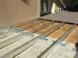 Pose Lame De Terrasse Composite Sans Lambourde : bois composite terrasse ma terrasse ~ Premium-room.com Idées de Décoration