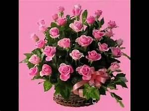 Beau Bouquet De Fleur : beaux bouquets de fleurs youtube ~ Dallasstarsshop.com Idées de Décoration