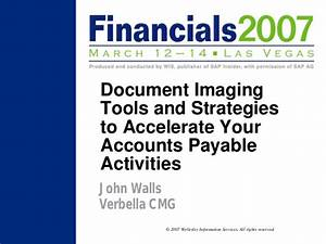 document imaging tools and strategies to accelerate your With accounts payable document scanning