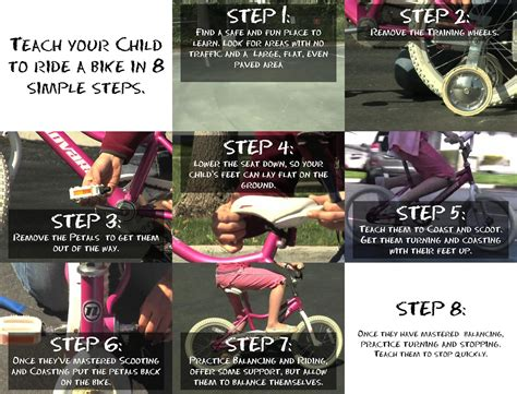 how to ride a bike pin by erica graf valasek on barret pinterest