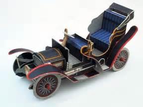 Free Printable Paper Model Cars