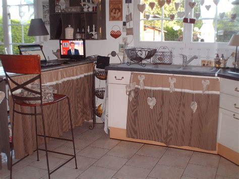rideaux meuble cuisine rideaux esprit d 39 antan by mlle stéphie