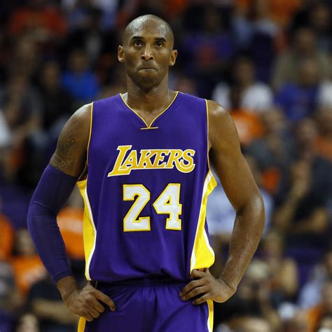 lakers news kobe bryant comments  trade talk nick