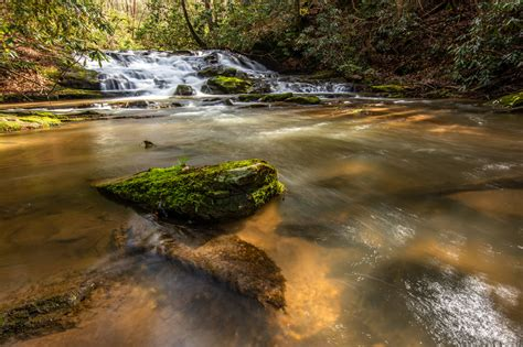 Homestead Falls Georgia Waterfalls