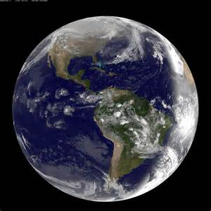 Planet Earth From Space NASA