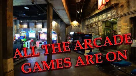 Tokyos Abandoned Themed Arcade Youtube