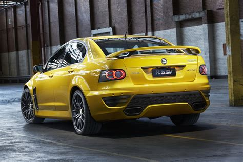 Holden Vehicles by Holden Special Vehicles Turns 25 With Special Edition Gts