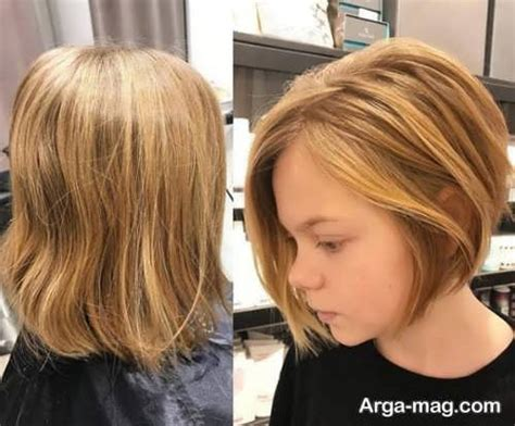 مدل موی دخترانه بچه گانه برای انواع موهای بلند و کوتاه