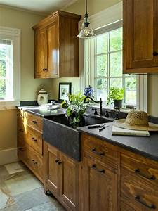 Photos hgtv for What kind of paint to use on kitchen cabinets for large wall panel art